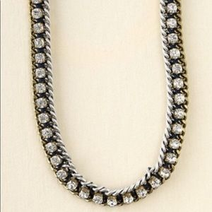 Stella and Dot La Coco Cup Chain Necklace